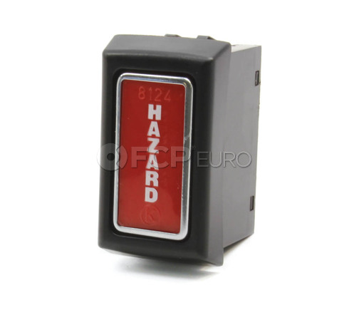 Mercedes Hazard Warning Switch - Genuine Mercedes 0018218851