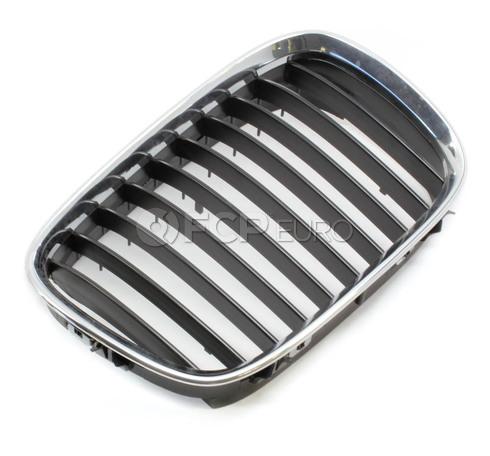 BMW Kidney Grille Right - Genuine BMW 51138159316