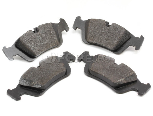 BMW Brake Pad Set Front (E36 E46 Z3 Z4) - Genuine BMW 34116761244