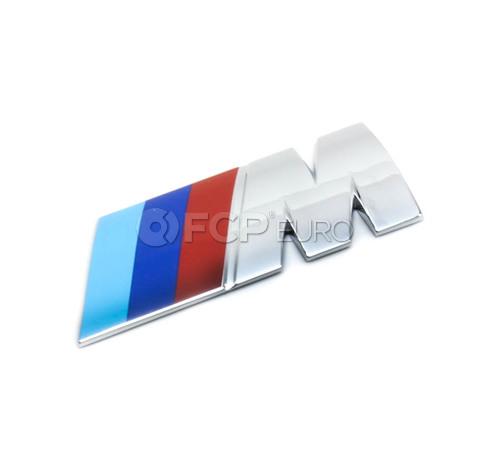 Bmw M Emblem Genuine Bmw 51142694404 Fcp Euro