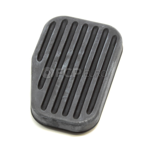 Volvo Clutch Pedal Pad (Manual Trans) - Genuine Volvo 3546020