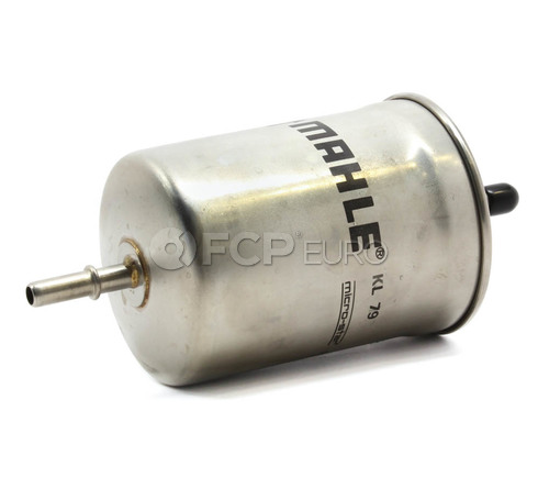 Audi VW Fuel Filter (A4 S4 Golf Jetta) - Mahle 1J0201511AML