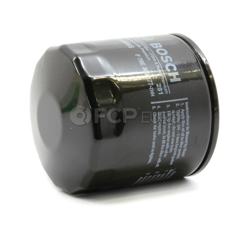 Audi VW Oil Filter (A4 S4 A6 90 Passat) - Bosch 72198