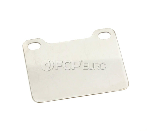 Stainless Brake Pads Shim Set - 1228590