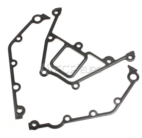 BMW Timing Cover Gasket Set (Lower) - Genuine BMW 11140001187