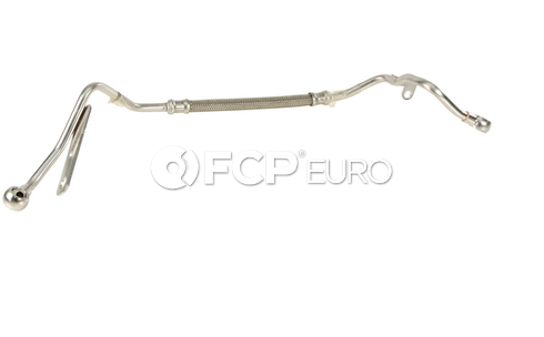 Audi VW Turbocharger Oil Feed Line (Beetle Golf Jetta TT) - Rein 06A145778D