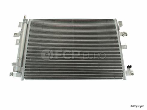 Volvo Air Conditioning Condenser w/ Receiver Drier (XC90) - TYC 30781280
