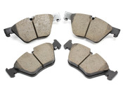 BMW Brake Pad Set - Akebono EUR1504