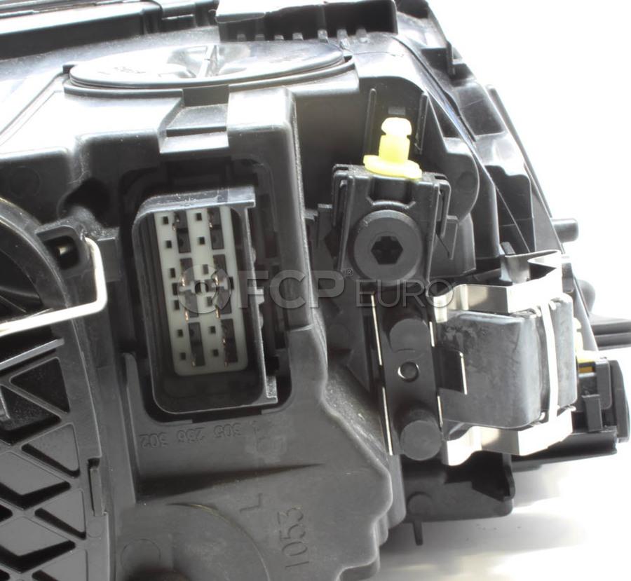 2002 Volvo S40 Transmission: Volvo Headlight Left (S40 V50)
