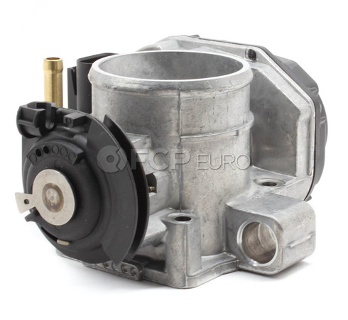 VW Throttle Body (Cabrio Golf Jetta) - VDO (OEM) 037133064F