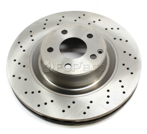 Mercedes Brake Disc (CL S-Class) - Brembo 2204211112