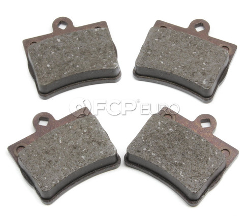 Mercedes Brake Pad Set Rear (C-Class) - ATE 0024205120
