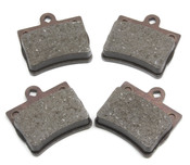 Mercedes Brake Pad Set (C-Class) - ATE 0024205120