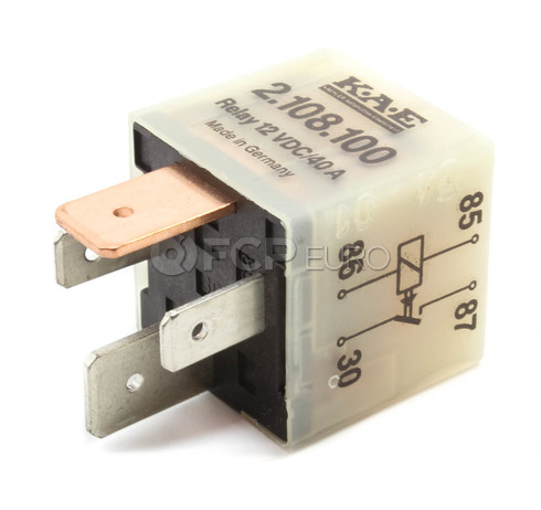 Porsche Fuel Pump Relay (911 912 930) - KAE 91161510301