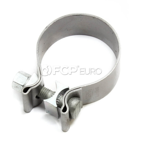 Volvo Exhaust Clamp (S40 V40) - Genuine Volvo 30652229
