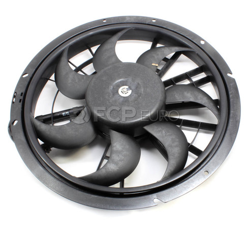Volvo Cooling Fan Assembly (850) - Genuine Volvo 9141249OE