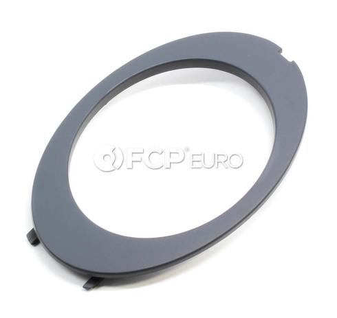 BMW Fog Light Trim Cover Right - Genuine BMW 51117890098
