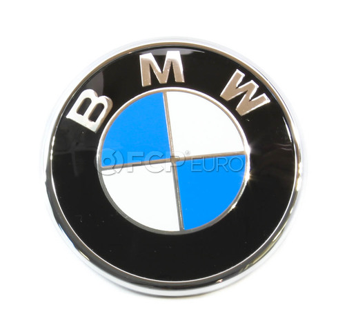 BMW Roundel Emblem - Genuine BMW 51137019946