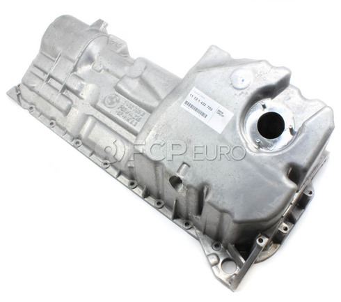 BMW Oil Pan (E46 E85 Z4) - Genuine BMW 11131432703