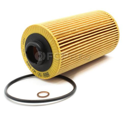 BMW Engine Oil Filter Kit - Genuine BMW 11427510717