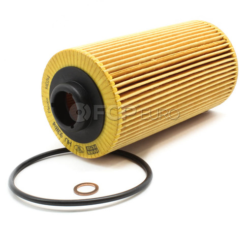 BMW Engine Oil Filter Kit - Genuine BMW 11427510717