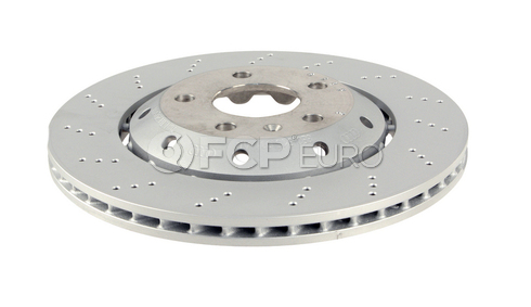 Audi Brake Disc - Genuine VW Audi 8E0615601AB