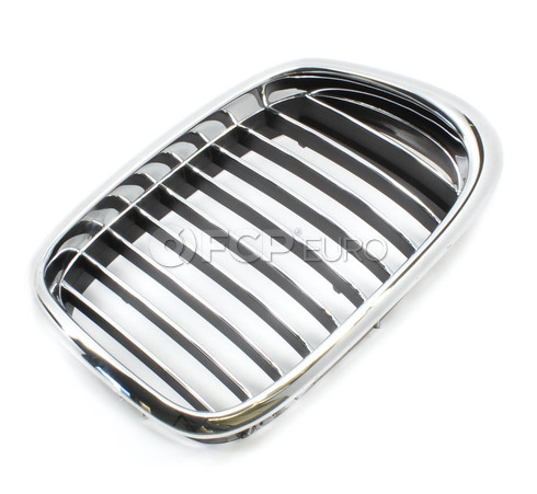 BMW Grille Assembly Right - Genuine BMW 51132497262