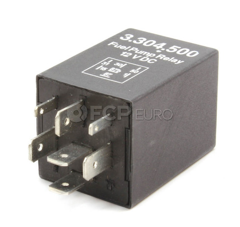 BMW Fuel pump Relay (7 Prong) - KAE 13631276264