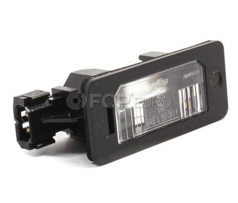 BMW License Plate Light - Genuine BMW 63267165646