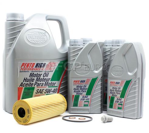 Mercedes Oil Change Kit 5W-40 (C230 C280 E320) - Pentosin/Mahle OILKITHU727