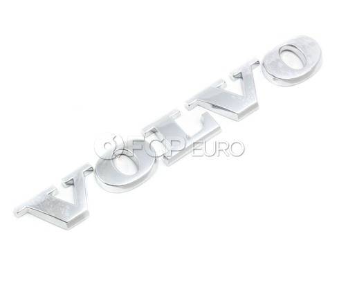 Volvo Trunk Badge Emblem (S60 S80) - Genuine Volvo 9203328