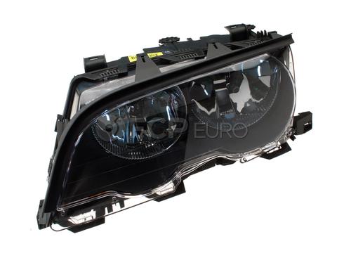 BMW Halogen Headlight Assembly Left - Magneti Marelli 63126904279