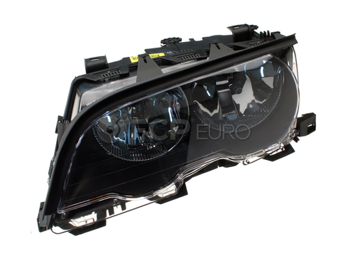 BMW Halogen Headlight Assembly Left - Magneti Marelli 63126904279