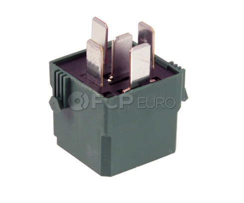 Mercedes Multi Purpose Relay Air Suspension Relay - Genuine Mercedes 0025427619