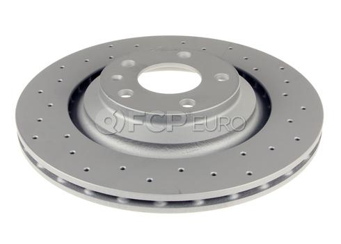Audi Brake Disc - Zimmerman Sport 4F0615601F