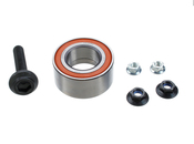 VW Audi Wheel Bearing Kit Front - FAG 4B0498625A