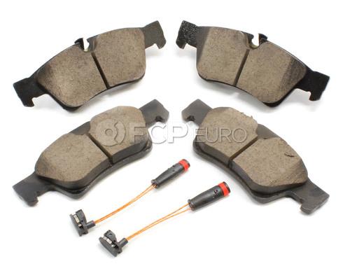Mercedes Brake Pad Set (GL ML) - Akebono 0044205220