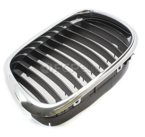 BMW Kidney Grille Left - Genuine BMW 51137005837