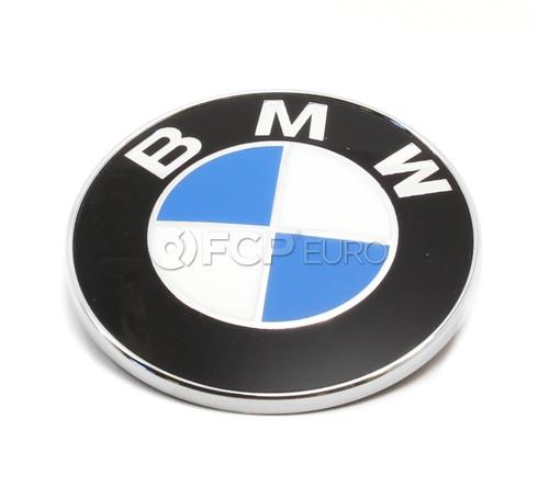 BMW Roundel Emblem - Genuine BMW 51148164924