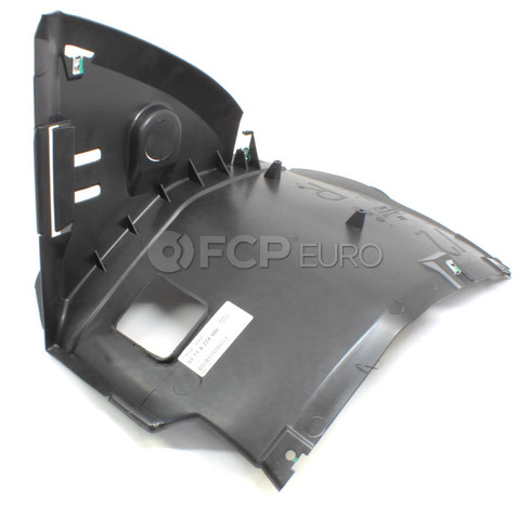 BMW Front Fender Liner Lower Right - Genuine BMW 51718224986