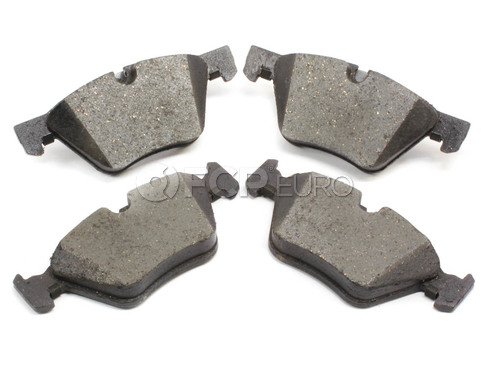 BMW Brake Pad Set (525i) - Bosch EuroLine 0986494117