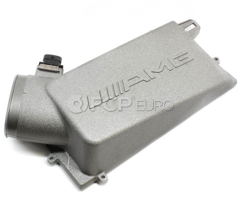 Mercedes Air Filter Cover (Rest of World ROW) Right - Genuine Mercedes 1560940406