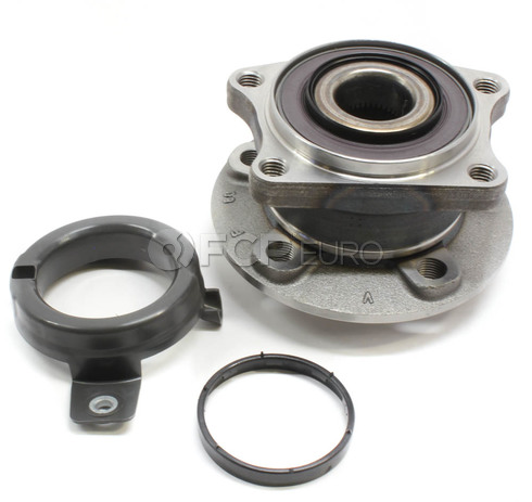 Volvo Wheel Hub Assembly AWD Rear Left (XC90) - Genuine Volvo 31658082