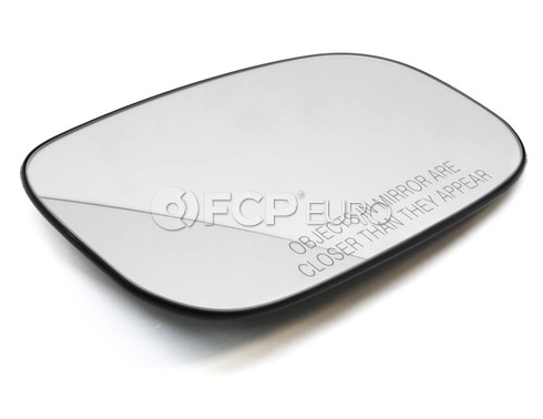 Volvo Door Mirror Glass Right (C30 C70 S40 S60 S80 V50 V70) - Genuine Volvo 30716484