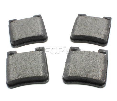 Mercedes Brake Pad Set - Pagid 004420922041