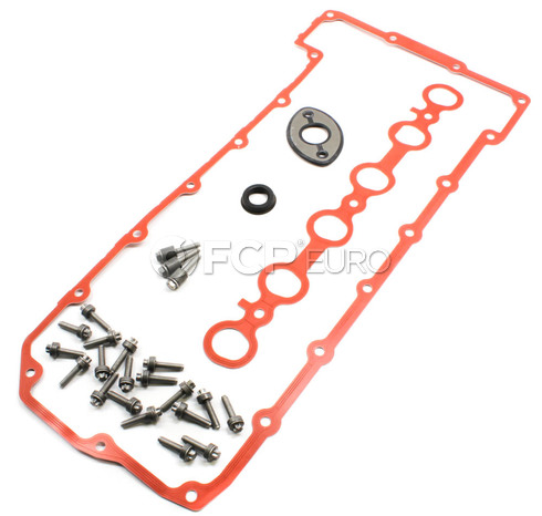 BMW Valve Cover Gasket Kit - 11127581215KT