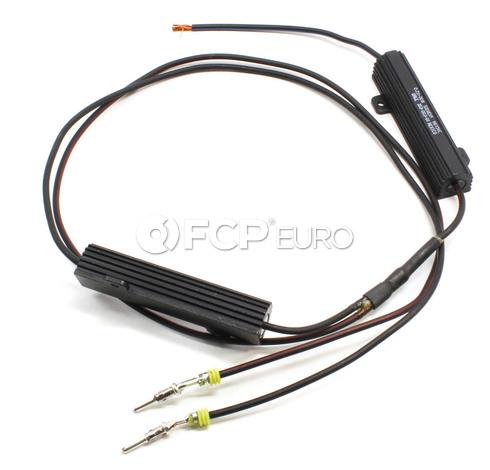 BMW Auxiliary Fan Resistor Repair Kit - Genuine BMW 67328371873