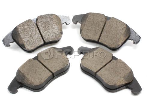 Volvo Brake Pad Set (S60 V70 XC70 S80) - Akebono 30793540