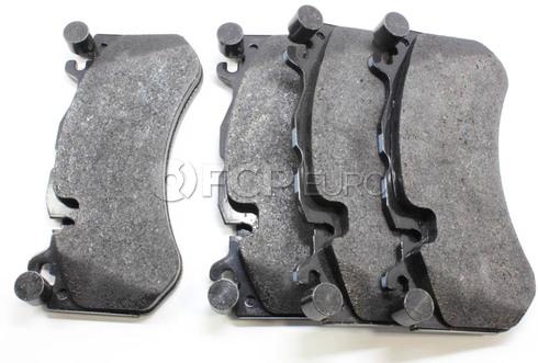 Mercedes Brake Pad Set (C63 AMG E63 AMG SLS AMG) - Genuine Mercedes 0074206520