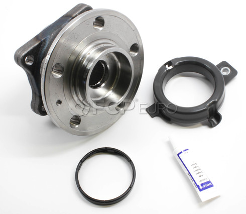 Volvo Wheel Hub Assembly - Genuine Volvo 31658083